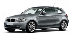BMW 1 кузов E81