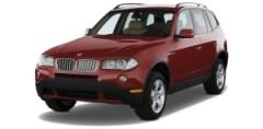 BMW X3 кузов E83